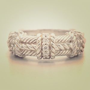 Judith Ripka Stackable Ring